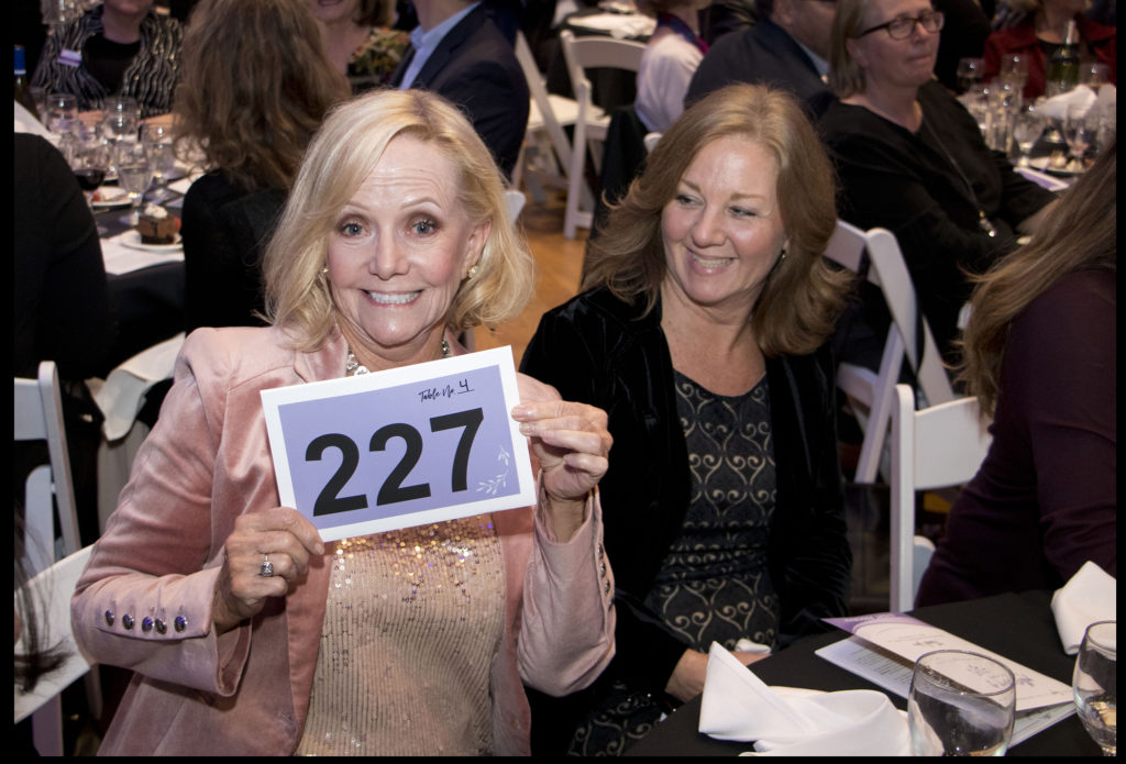 GFH photo 12 - Lady in pink with bidder number