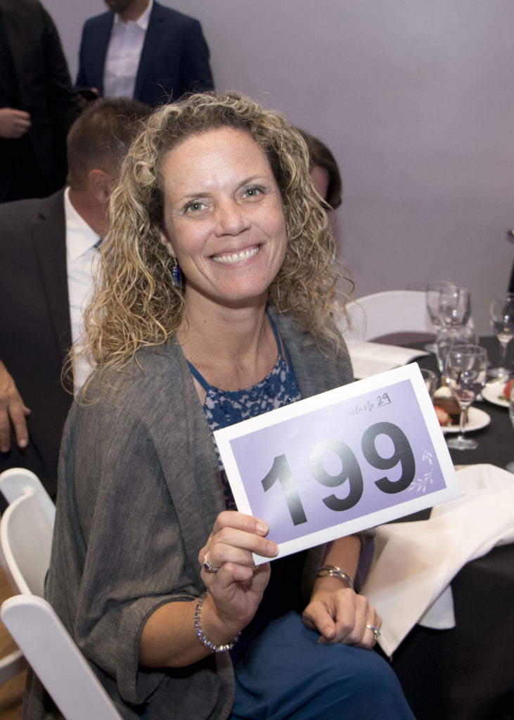 GFH photo 13 - Lady in blue with bidder number